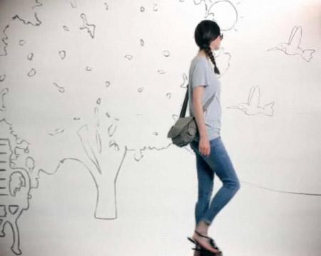 Oasis Denim Animation