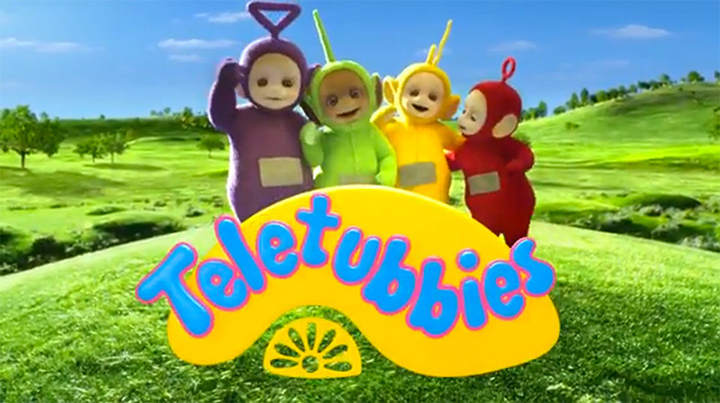 Teletubbies Logo